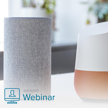 Como incorporar o controle da climatização no Amazon Alexa e no Google Home com o nosso sistema Aidoo